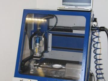 Dentallabor Feldmann - Scanner und Fräsmaschinen - Bild 11